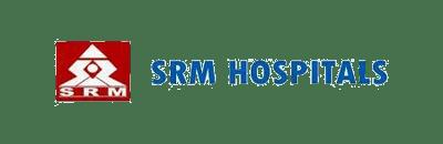 SRM HOSPITALS LOGO